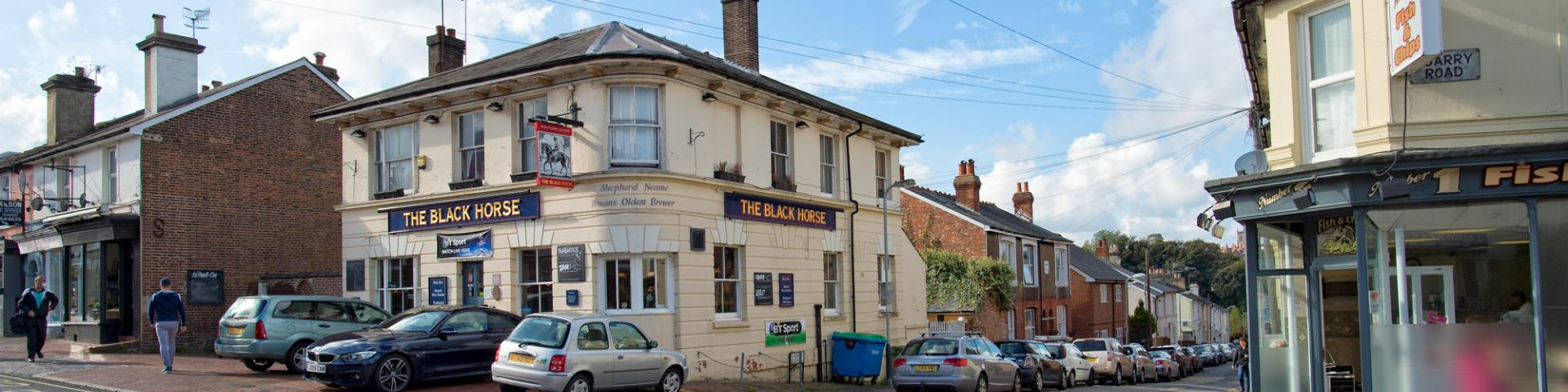 Black Horse, Tunbridge Wells
